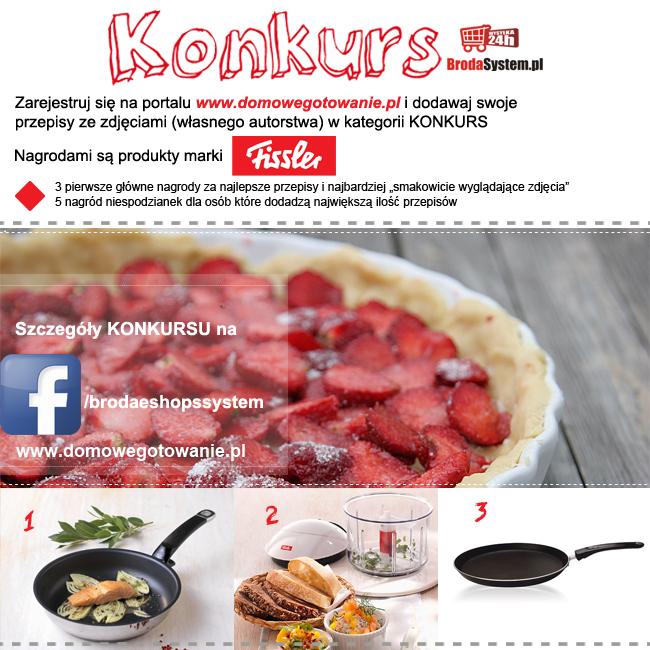 Konkurs kulinarny Domowe Gotowanie